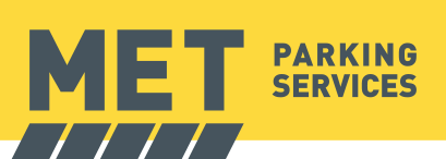 MET Parking Retina Logo